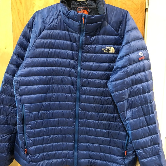57d731b9e North Face Summit Series Mens Down Jacket